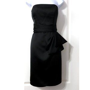 Victor Costa Boutique for Nahdree Black Dress 10